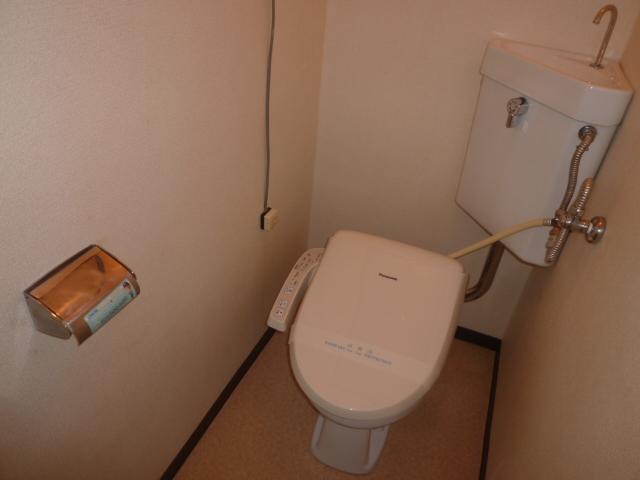 矢上ハイツ 101号室のトイレ