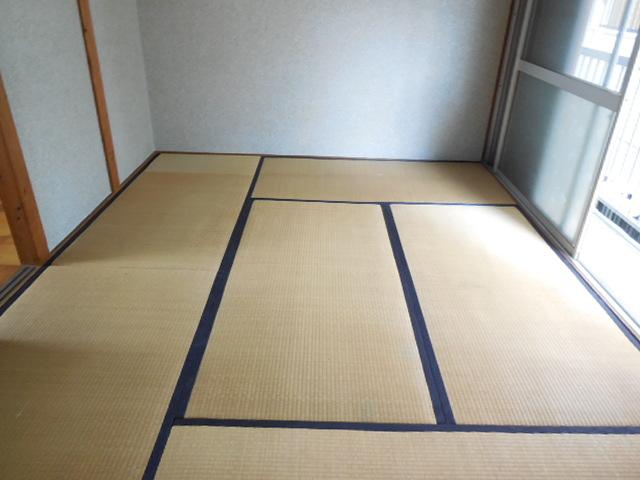 三孝荘 201号室のセキュリティ
