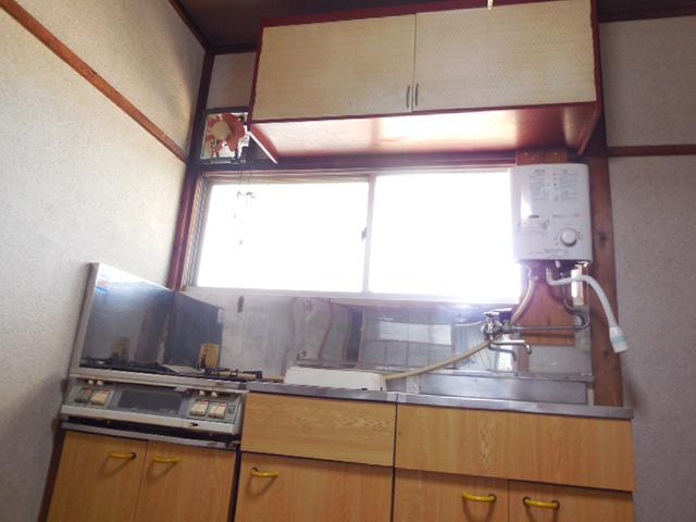 三孝荘 201号室の設備