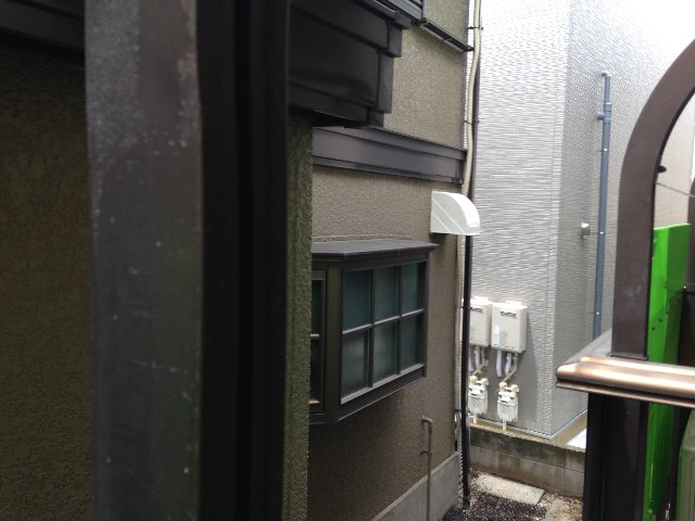 コーポイング 101号室の景色