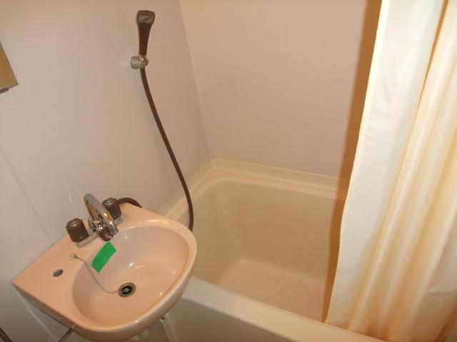 アイカワハイツ D-3号室の洗面所