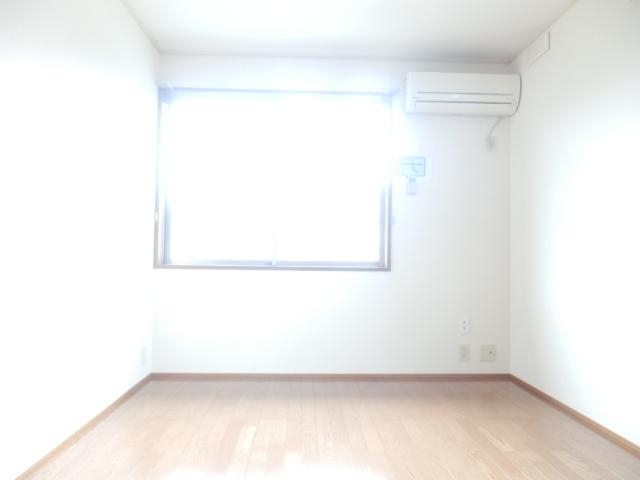 アルフェッカA 201号室の景色