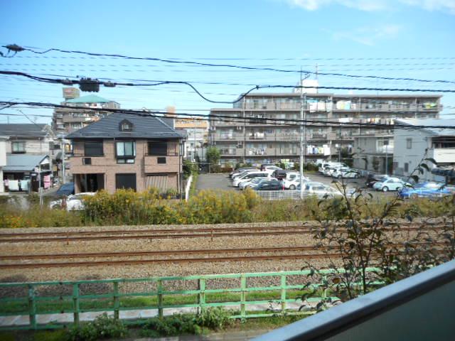 キャトルセゾン橋本Ⅱ 305号室の景色