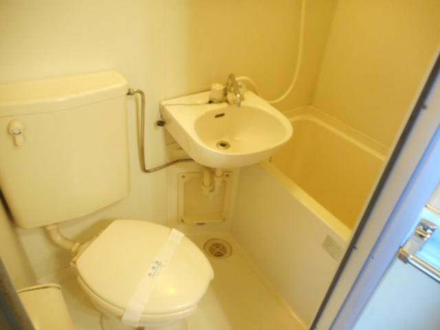 キャトルセゾン橋本Ⅱ 305号室の風呂