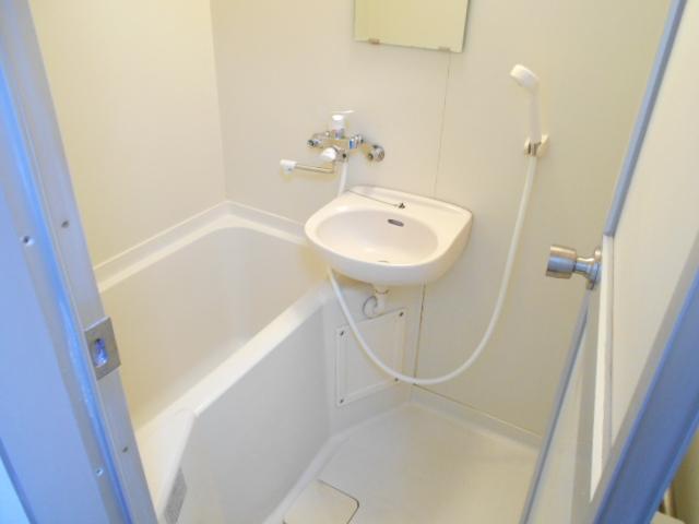 コスモヒルズ橋本Ⅰ 202号室の風呂