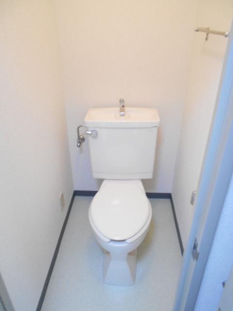 コスモヒルズ橋本Ⅰ 202号室のトイレ