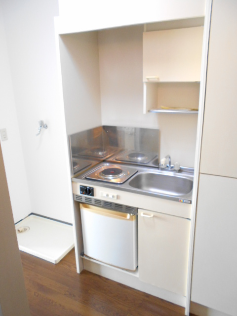 コスモヒルズ橋本Ⅰ 202号室のキッチン