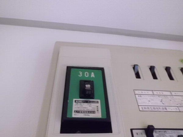 セジュール桜山 102号室の設備