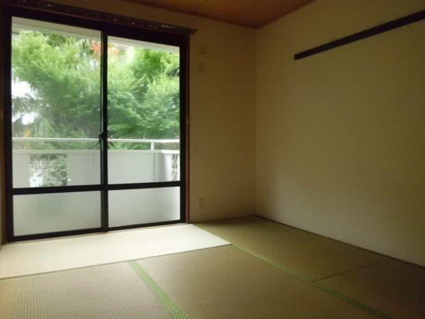 セジュール桜山 102号室のベッドルーム