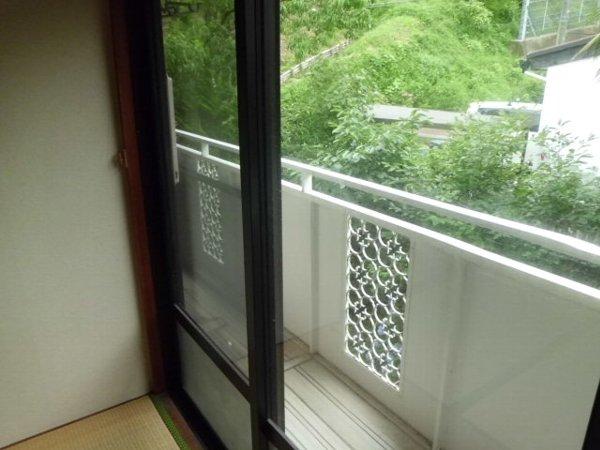 セジュール桜山 102号室の景色