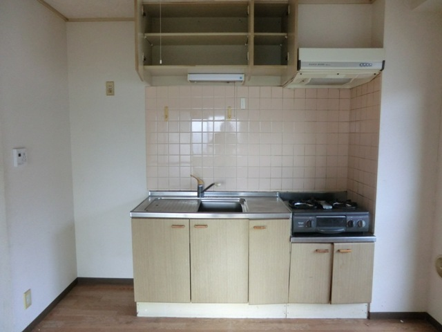 スターマンション 101号室のキッチン