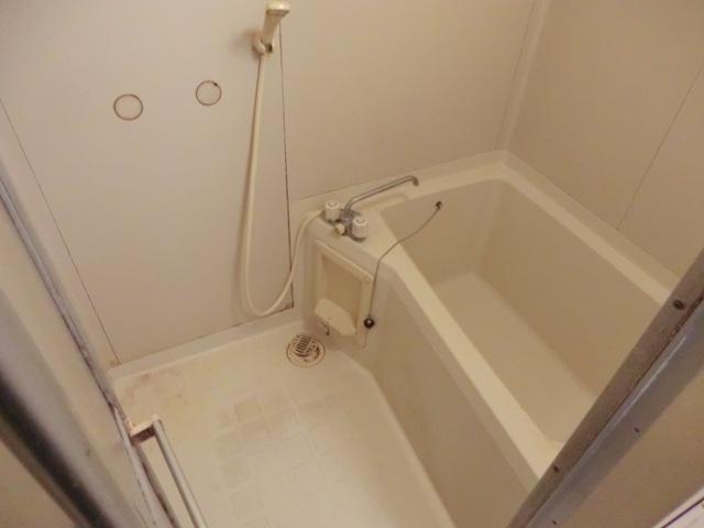 スターマンション 101号室の風呂