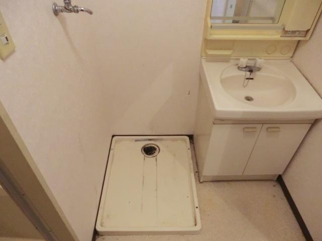 スターマンション 101号室の洗面所