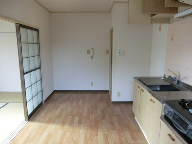 スターマンション 303号室のキッチン