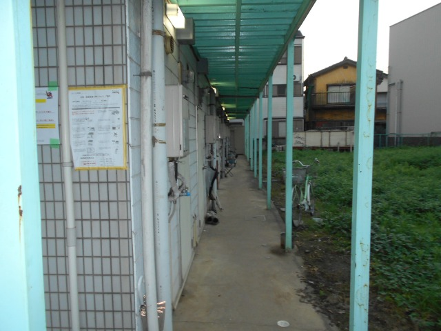 Felice浦和(フェリーチェ) 113号室のエントランス