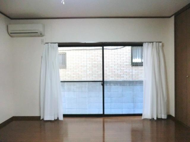 ハイムタカノ 105号室の景色
