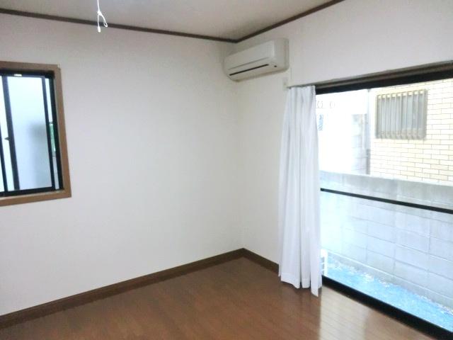 ハイムタカノ 105号室のセキュリティ