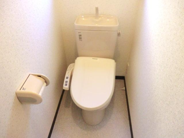 ハイムタカノ 105号室のトイレ