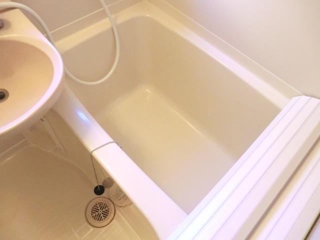 ハイムタカノ 105号室の風呂