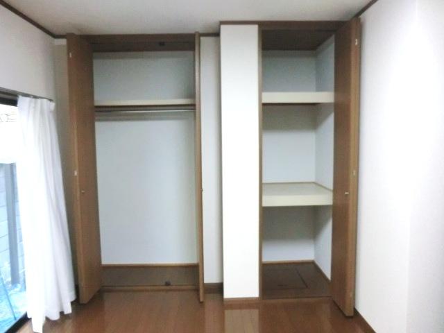 ハイムタカノ 105号室の収納