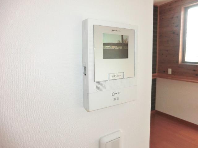 セレッソ・ガーデン 103号室のセキュリティ