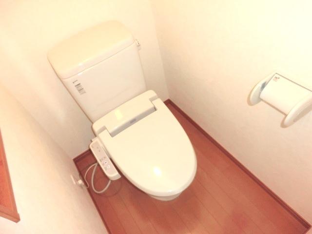 セレッソ・ガーデン 103号室のトイレ