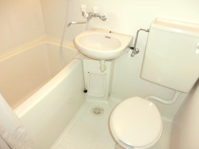 マルタハイツ 103号室の風呂