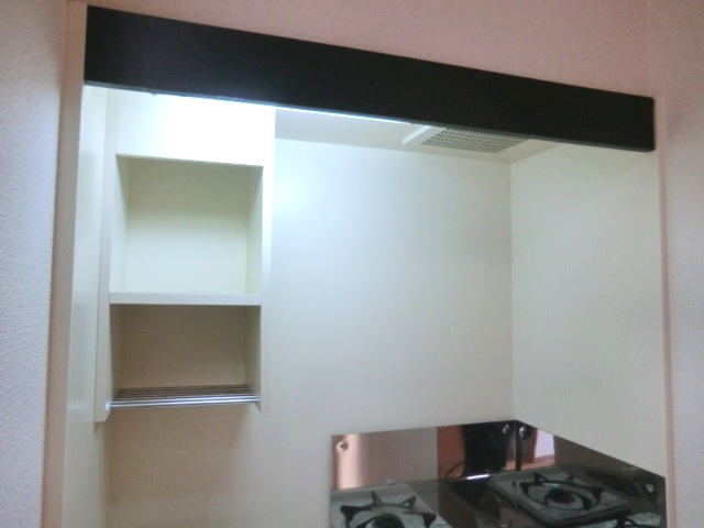 イースタンハイツ 107号室のキッチン