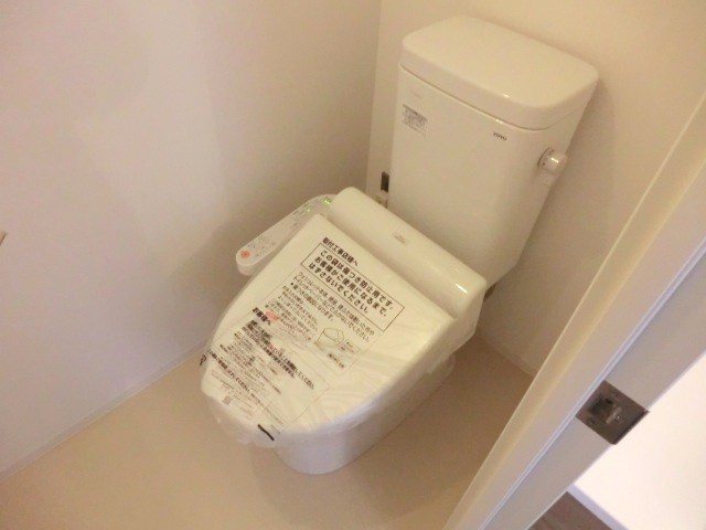 アールリエット浦和常盤A棟 302号室のトイレ