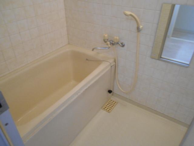 ボン・ファミーユ常盤 105号室の風呂