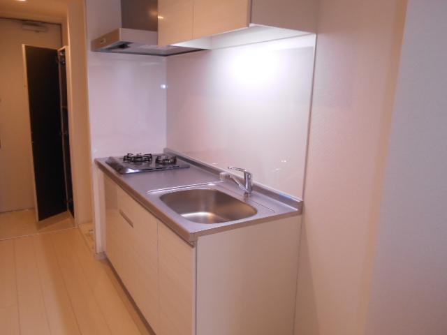 リブリ・イレブン 101号室のキッチン