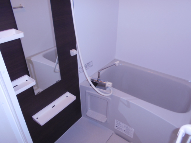 リブリ・イレブン 101号室の風呂