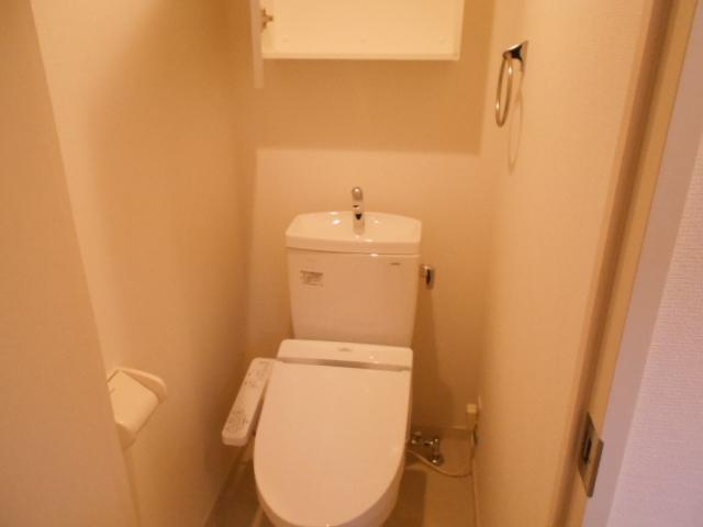 リブリ・イレブン 101号室のトイレ