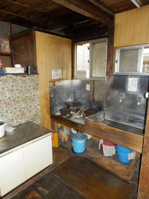 渡邊荘 6号室のキッチン