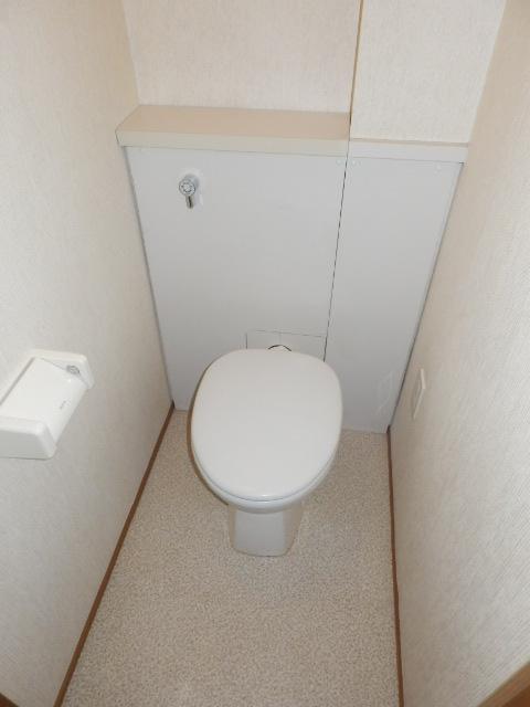 シェリエ下馬 102号室のトイレ