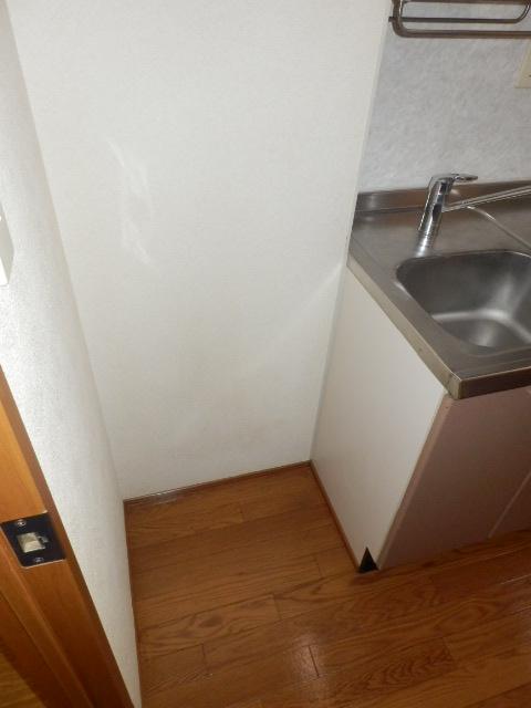 シェリエ下馬 102号室のキッチン