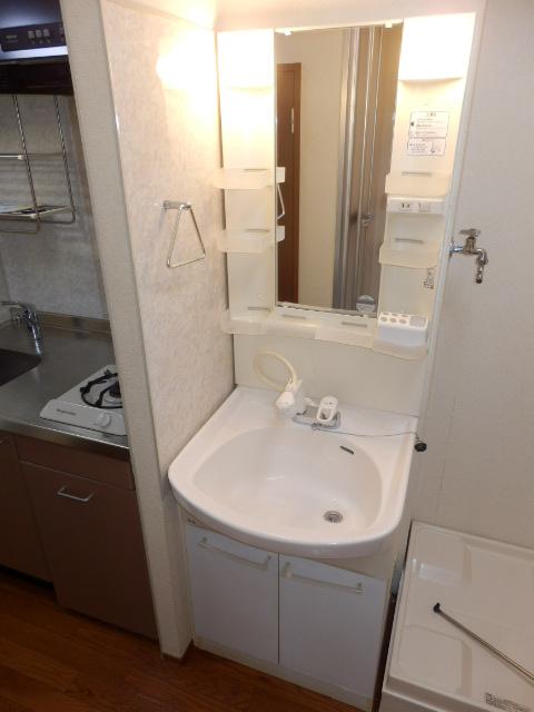 シェリエ下馬 102号室の洗面所