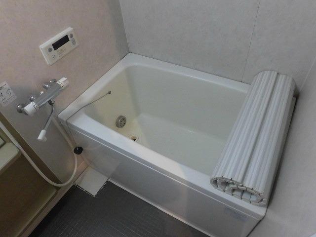 祐天寺コートハウス 203号室の風呂