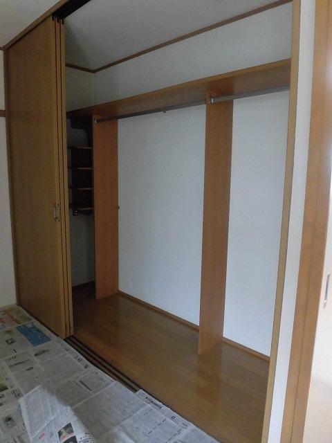祐天寺コートハウス 203号室の収納