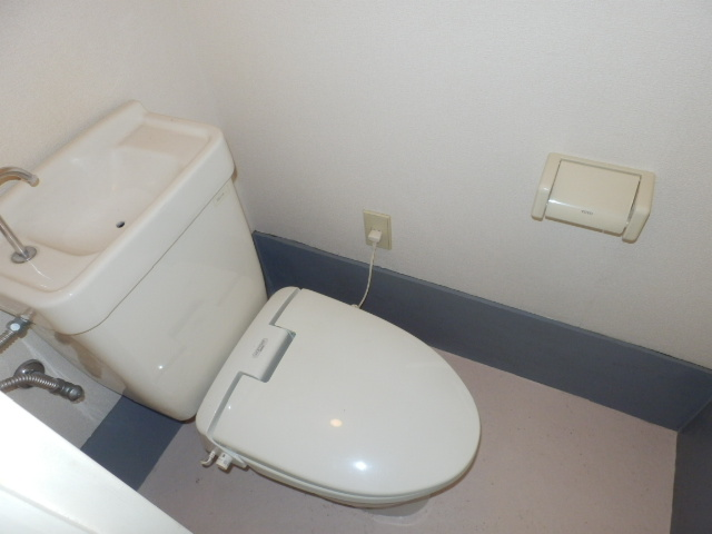 しゃんぶるいずみ 102号室のトイレ
