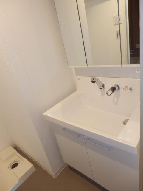 田園調布レジデンス 206号室の洗面所