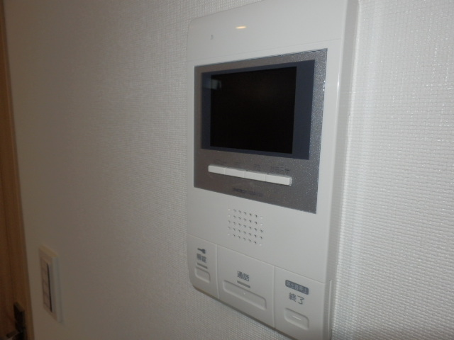 田園調布レジデンス 206号室のセキュリティ