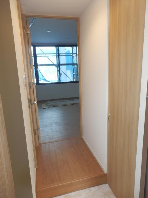田園調布レジデンス 206号室の玄関
