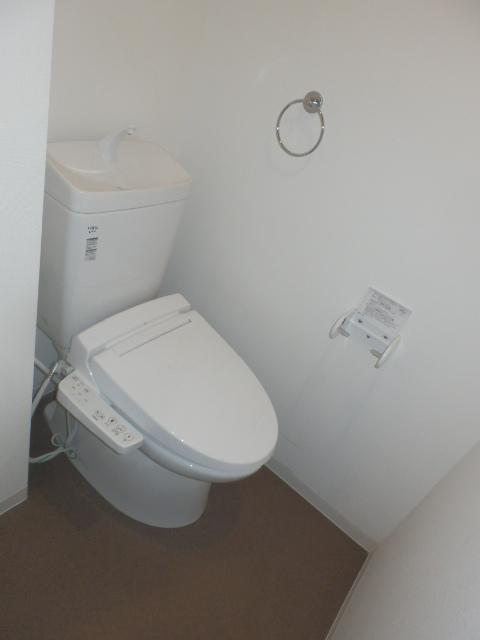 田園調布レジデンス 206号室のトイレ