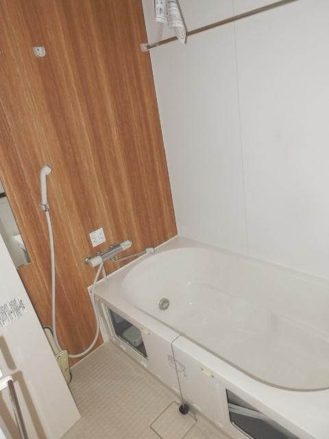 田園調布レジデンス 206号室の風呂