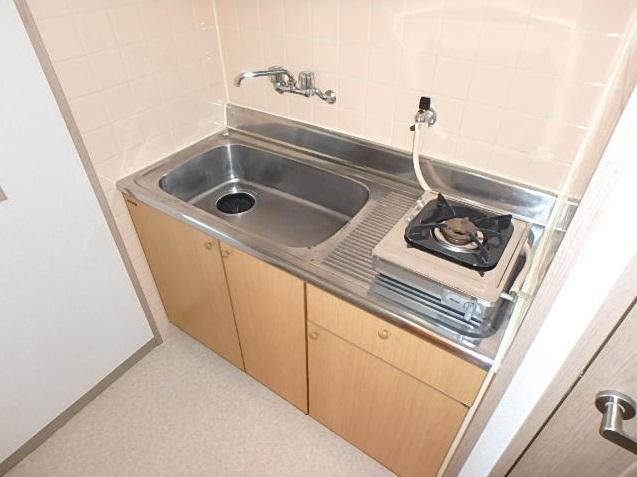 アーバンビュー21 202号室のキッチン