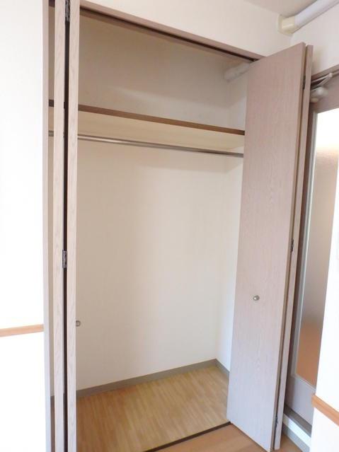 アーバンビュー21 202号室の収納