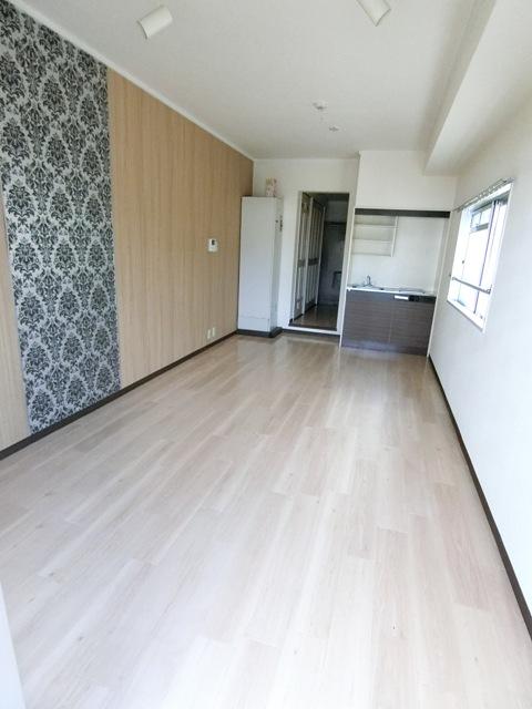 パールハイツ吉塚 301号室のベッドルーム