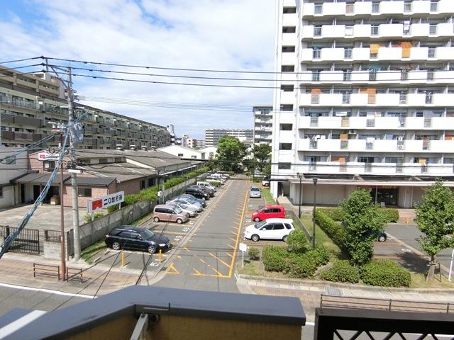 パールハイツ吉塚 301号室の景色