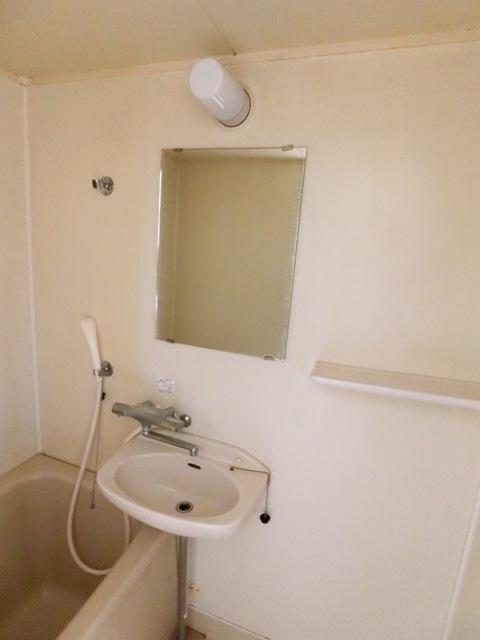 パールハイツ吉塚 301号室の洗面所